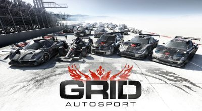 Review Grid Autosport - Game Adu Kecepatan Favorit