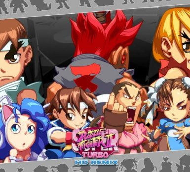 Review Super Puzzle Fighter II Turbo